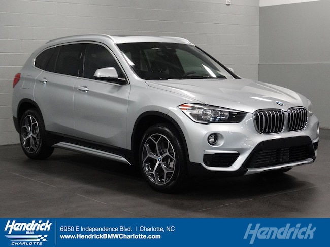 New 2019 BMW X1 xDrive28i SUV for sale in Charlotte