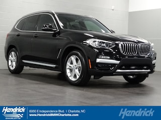 New 2019 BMW X3 sDrive30i SUV 59411 in Charlotte