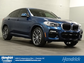 New 2019 BMW X4 xDrive30i SUV 59755 in Charlotte
