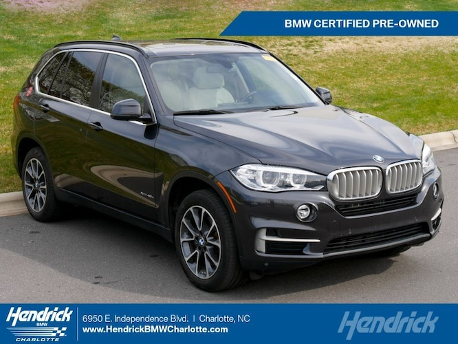 2016 BMW X5 Edrive xDrive40e SUV