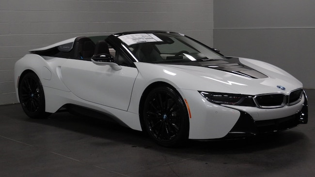New 2019 Bmw I8 Convertible For Sale In Charlotte Nc Near