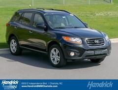 Bargain 2011 Hyundai Santa Fe Limited SUV in Charlotte