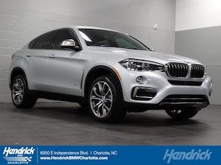 New 2019 BMW X6 xDrive35i SUV 59561 in Charlotte