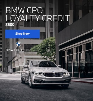 CPO Loyalty Credit