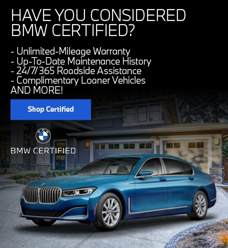 Hendrick Certified Pre Owned Bmw In Charlotte Used Bmw Dealer