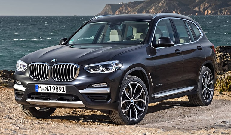 Pre-Owned BMW X3