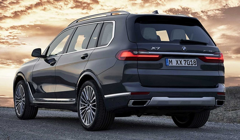 Pre-Owned BMW X7