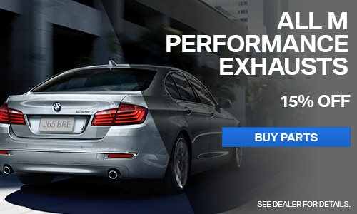 Auto Parts Specials   Hendrick BMW