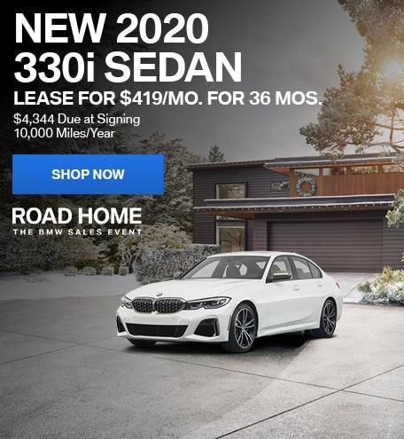 New 2020 330i Sedan