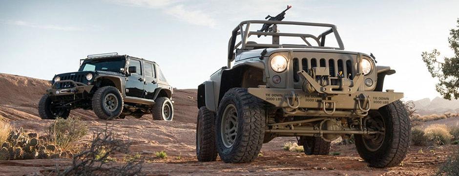 Rick Hendrick Jeep >> Custom Jeep and Ram Vehicles | Hendrick CDJR Hoover | Birmingham AL Dealership