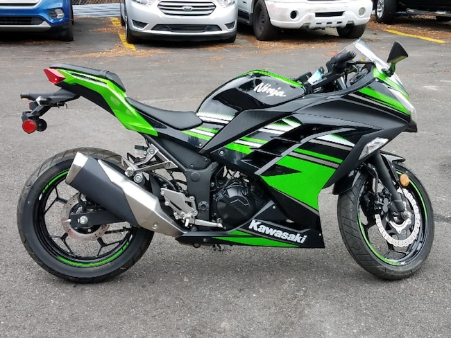 Bargain 2016 Kawasaki Ninja EX for sale in Cary, NC