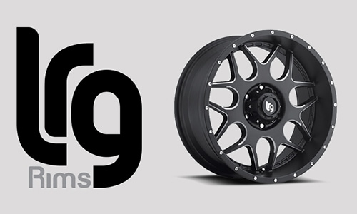 LRG Alloy Rims