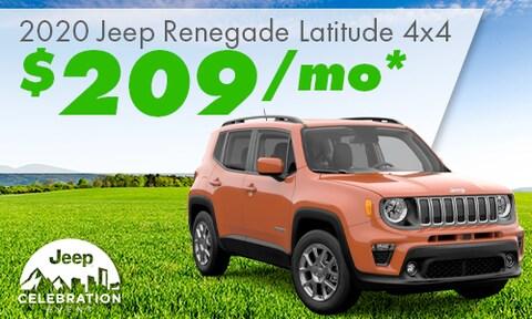 Jeep Renegade Special