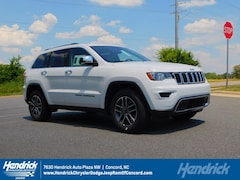 New 2019 Jeep Grand Cherokee LIMITED 4X2 Sport Utility D191792 Concord, NC