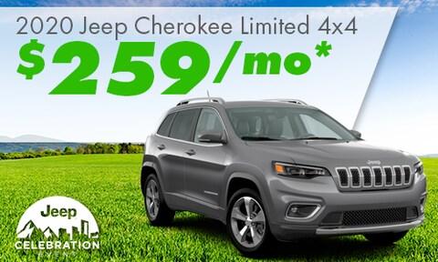 March Cherokee Special
