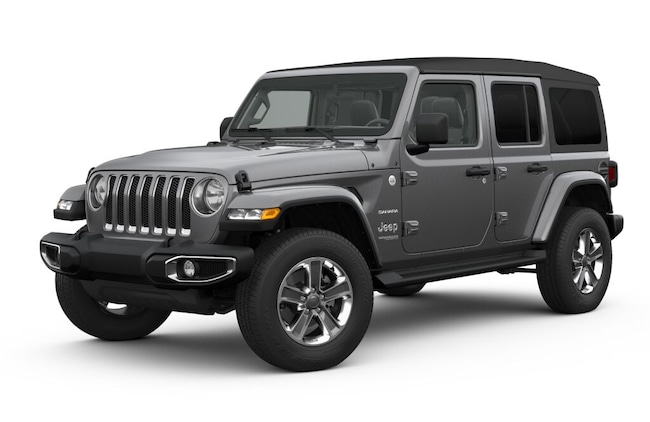 New 2019 Jeep Wrangler UNLIMITED SAHARA 4X4 Sport Utility for sale in Concord, NC