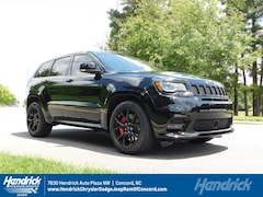 New 2019 Jeep Grand Cherokee SRT 4X4 Sport Utility D191504 Concord, NC