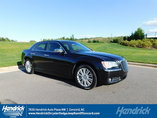 Used 2012 Chrysler 300 Limited Sedan D182474A for sale in Concord, NC