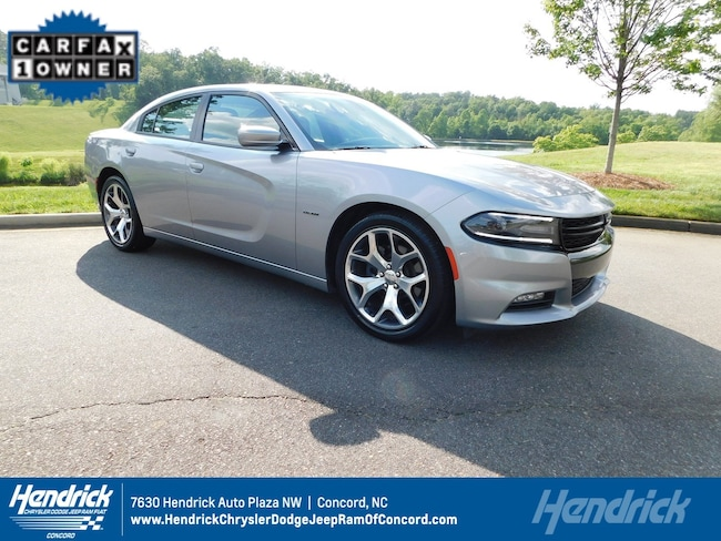 Used 2015 Dodge Charger RT Sedan D191087A for sale in Concord, NC