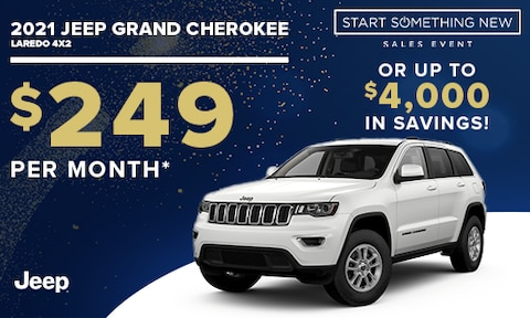 New Grand Cherokee Special