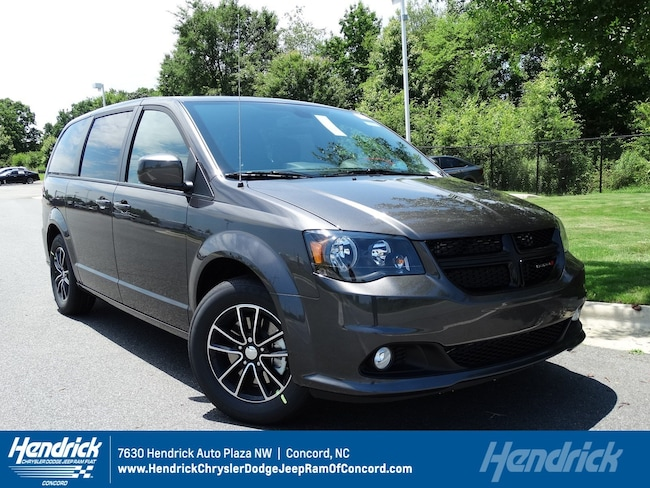 New 2018 Dodge Grand Caravan SE PLUS Passenger Van for sale in Concord, NC