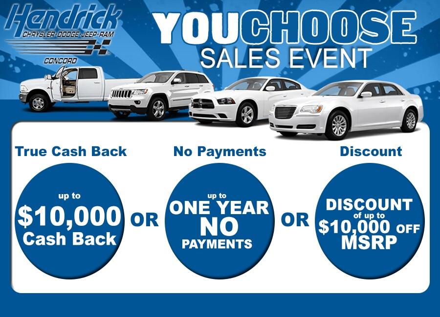 Contact Us. Hendrick Chrysler Dodge Jeep Ram ...