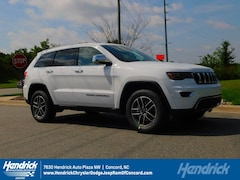 New 2019 Jeep Grand Cherokee LIMITED 4X2 Sport Utility D191789 Concord, NC