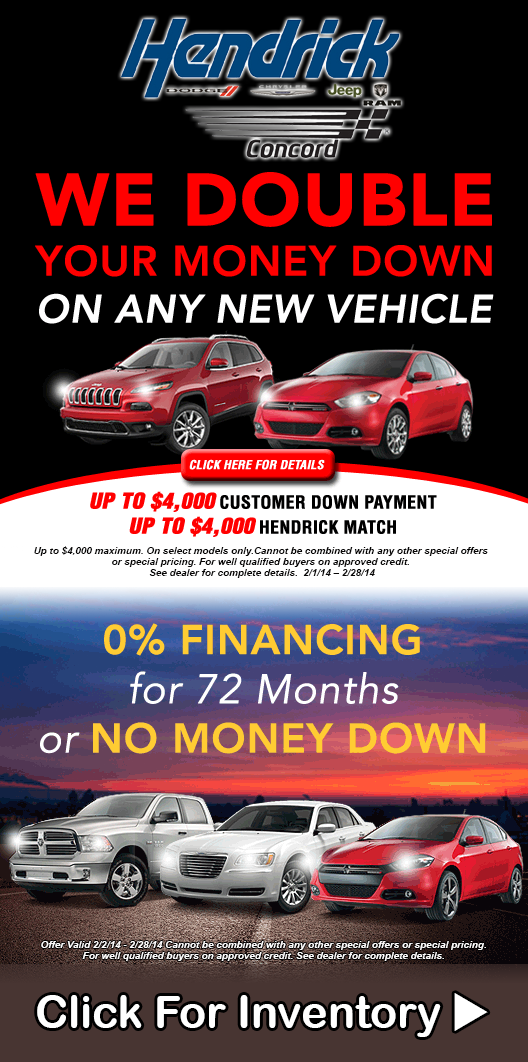 Hendrick Dodge Concord >> Call 704 792 9700 Hendrick Chrysler Dodge Jeep Ram Fiat