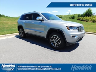 Used 2019 Jeep Grand Cherokee Limited SUV PD2256 for sale in Concord, NC