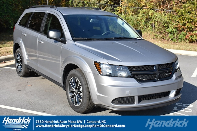 New 2018 Dodge Journey SE Sport Utility for sale in Concord, NC