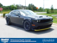 New 2019 Dodge Challenger SRT HELLCAT REDEYE Coupe D191560 Concord, NC