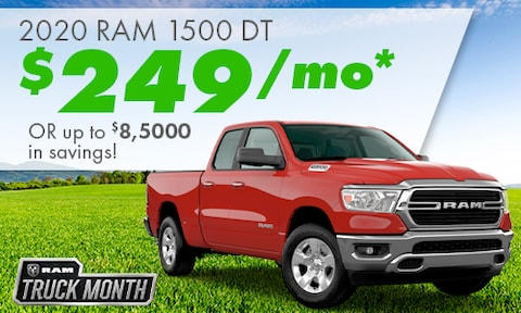 March Ram Special