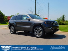 New 2019 Jeep Grand Cherokee LIMITED 4X2 Sport Utility D191765 Concord, NC