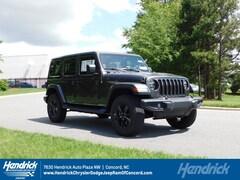 New 2019 Jeep Wrangler UNLIMITED SAHARA ALTITUDE 4X4 Sport Utility D191528 Concord, NC