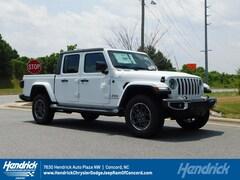 New 2020 Jeep Gladiator OVERLAND 4X4 Crew Cab D200007 Concord, NC