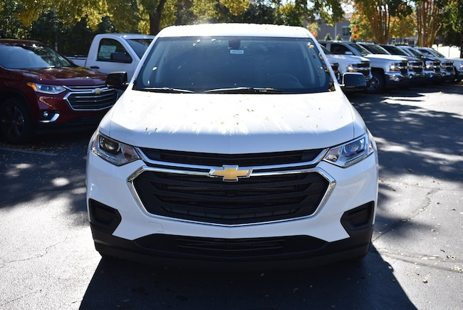 New 2019 Chevrolet Traverse Ls Suv For Sale In Rock Hill Sc