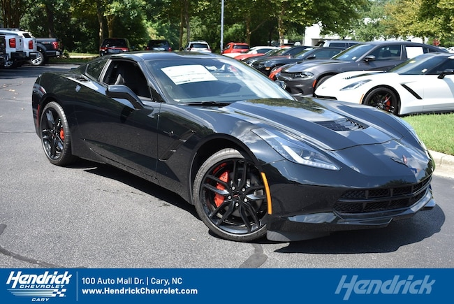 2019 Chevrolet Corvette 1LT Coupe
