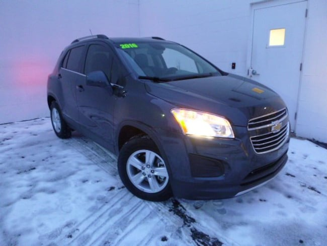 Used 2016 Chevrolet Trax LT Sport Utility in Charleston
