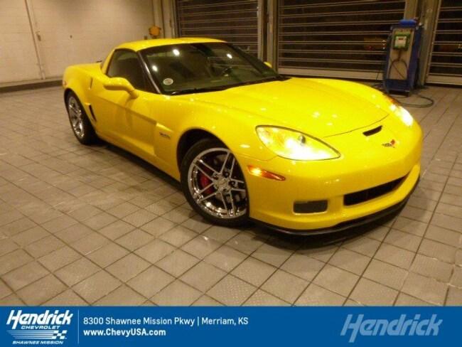 Used 2007 Chevrolet Corvette For Sale Charlotte Nc B3246431