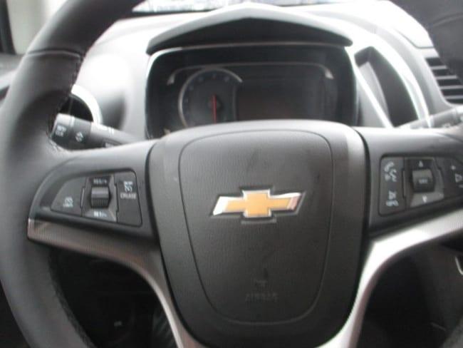 Used 2016 Chevrolet Trax LTZ Sport Utility in Charleston