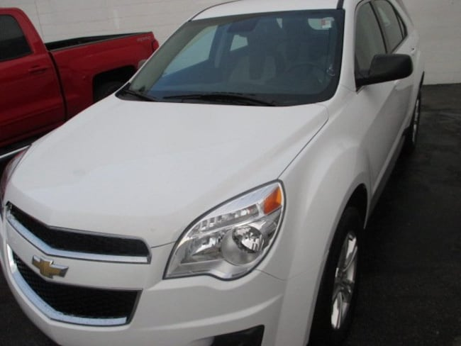 Used 2015 Chevrolet Equinox LS Sport Utility in Charleston