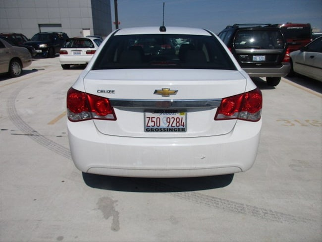 Used 2016 Chevrolet Cruze Limited LS 4dr Car in Charleston