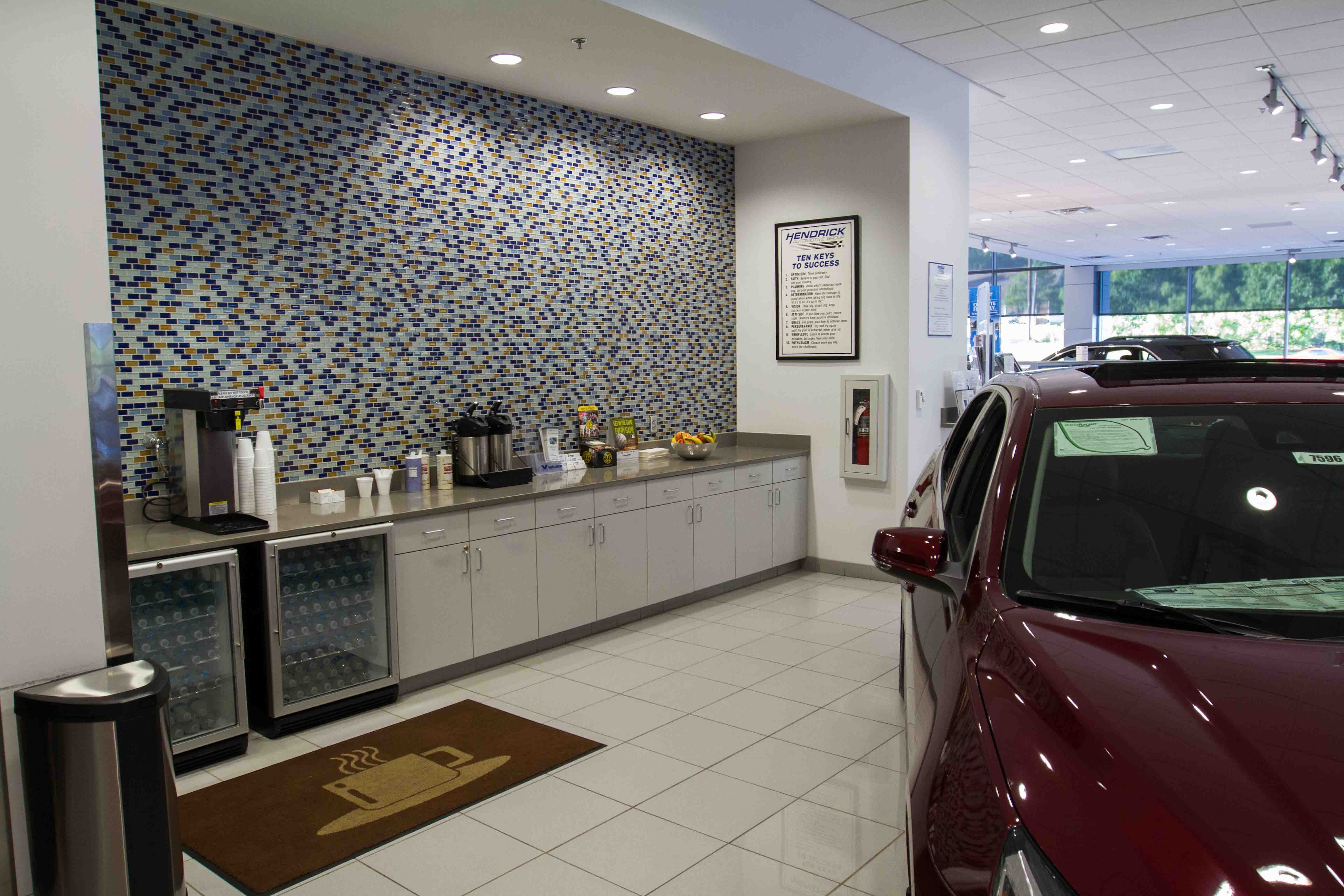 About Hendrick Chevrolet Shawnee Mission Serving Kansas City
