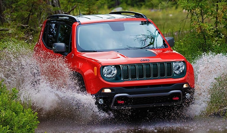 New Jeep Renegade Fayetteville NC