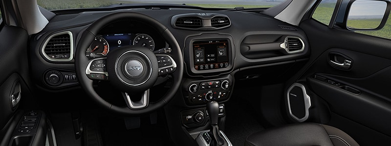 New 2021 Jeep Renegade Fayetteville North Carolina