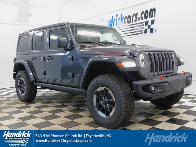 b75f69280c607 New 2018 Jeep Wrangler UNLIMITED RUBICON 4X4 For Sale in ...