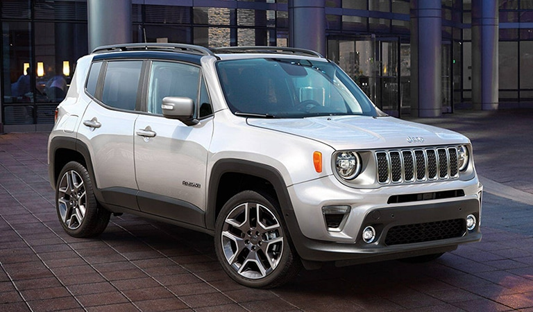 2021 Jeep Renegade Fayetteville NC