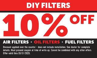 DIY Filters