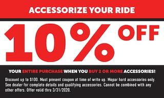 Accessorize Your Ride