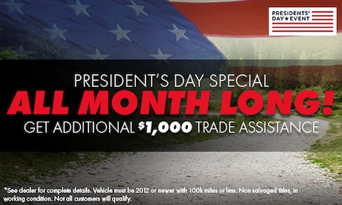 $1000 Trade Assistance
